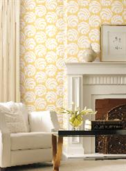 inspired-by-color-yellow-and-orange wallpaper room scene 1