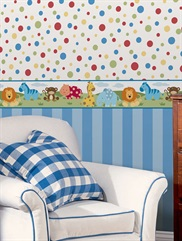 BYR95633 Dotty Wallpaper