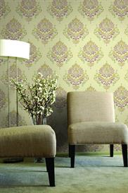 Topiary Damask