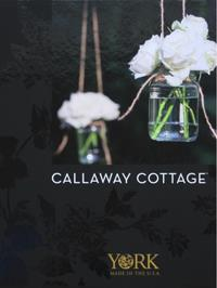 Wallpapers by Callaway Cottage by York Book
