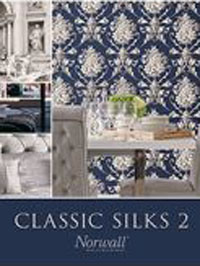 Wallpapers by Classic Silks 2 Book