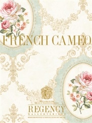 french-cameo-collection wallpaper room scene 1