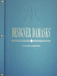 Wallpapers by Designer Damask by Ronald Redding Book