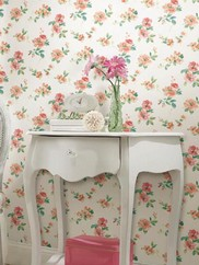 DLR54592 Captiva Floral Wallpaper