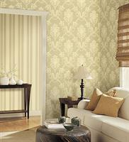 stripes-damasks-2 wallpaper room scene 4
