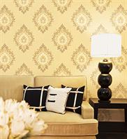 stripes-damasks-2 wallpaper room scene 3