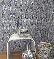 stripes-damasks-2 wallpaper room scene 1