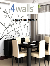 Wallpapers by Eco Value Murals Book