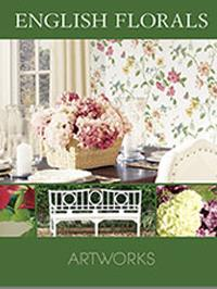 Wallpapers by English Florals Book