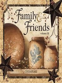 Wallpapers by Family & Friends 3 Book