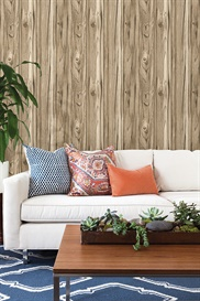 Paneling Brown Wide Plank