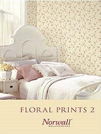 Floral Prints 2 by Norwall
