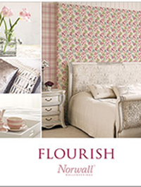 Wallpapers by Flourish Book