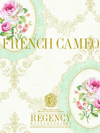 Wallpapers by French Cameo Collection Book