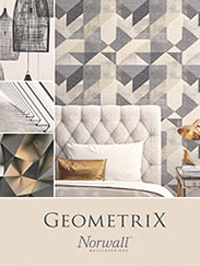 Wallpapers by Geometrix by Norwall Book