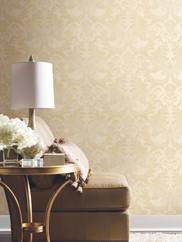GF0782 Damask Wallpaper