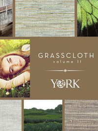 Grasscloth By York Vol. II