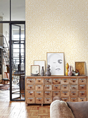 GT21605 Jasper Ironwork Wallpaper