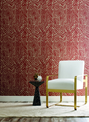 handcrafted-naturals-by-ronald-redding wallpaper room scene 6
