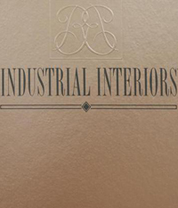 Wallpapers by Industrial Interiors Book