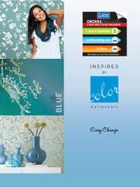 Wallpapers by Inspired by Color Blue Book
