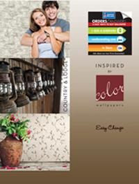 Wallpapers by Inspired by Color Country & Lodge Book