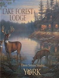 Wallpapers by Lake Forest Lodge Book