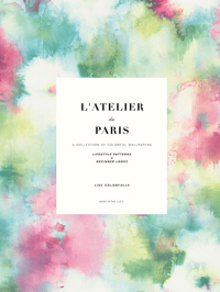 Wallpapers by L'Atelier de Paris Book