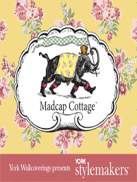Wallpapers by MadCap Cottage Book