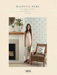 Wallpapers by Magnolia Home II Book