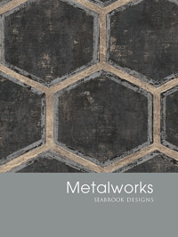 Wallpapers by Metalworks Book