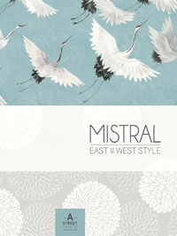 Wallpapers by Mistral Book