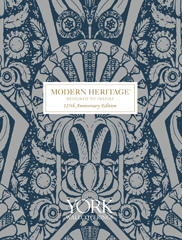 Wallpapers by Modern Heritage 125th Anniversary Edition Book