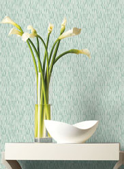 OL2736, Blue Opaline Wallpaper