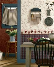 pure-country wallpaper room scene 2