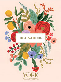 Wallpapers by Rifle Paper Co. Book