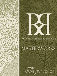 Wallpapers by Ronald Redding Masterworks Book