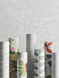 Wallpapers by Scandinavian Designers II Book