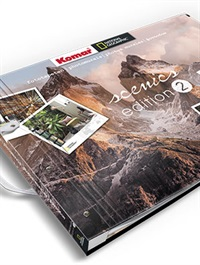 Wallpapers by Scenics Edition 2 Book