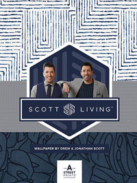 Wallpapers by Scott Living Book