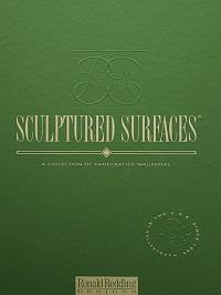 Wallpapers by Sculptured Surfaces by Ronald Redding Book