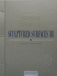 Wallpapers by Sculptured Surfaces III Book