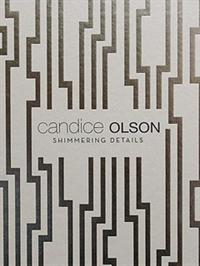 Candice Olson Presents Shimmering Details By York Wallcovering