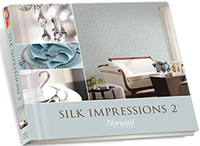 Wallpapers by Silk Impressions 2 Book