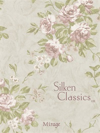 Wallpapers by Silken Classics 8 Book