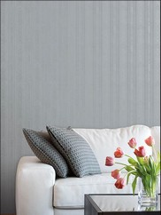 SK34747 Silk Stripe Wallpaper
