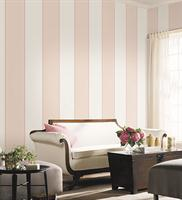 Pink and Grey Extra Wide Stripes SY33971