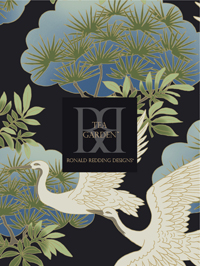 Wallpapers by Tea Garden by Ronald Redding Book