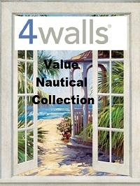 Wallpapers by Value Nautical Collection Book