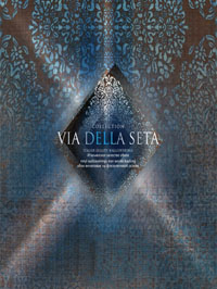 Wallpapers by Via Della Seta Book